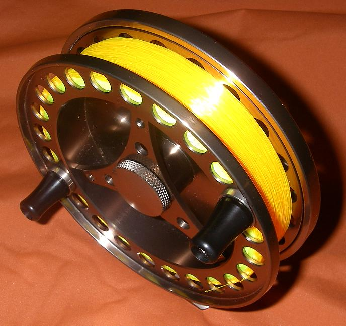 The centerpin reel defined for Center pin fishing